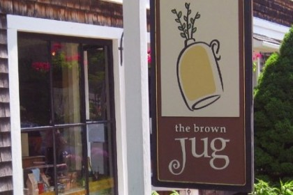 The Brown Jug in Sandwich, MA
