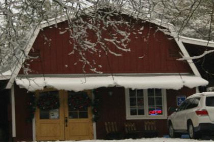 Red Barn Tasting Room