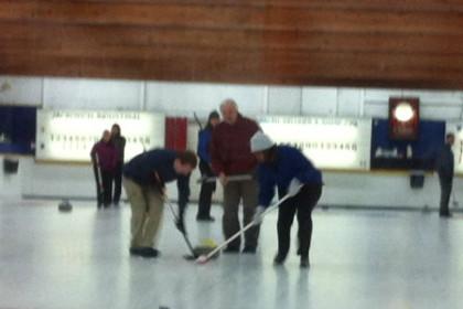 Curling tem