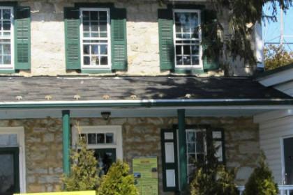 Farmhouse at the Amish Farm & House