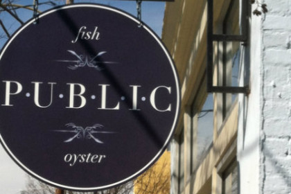 Go trippin posts and articles written by kathryn bundy for Public fish and oyster