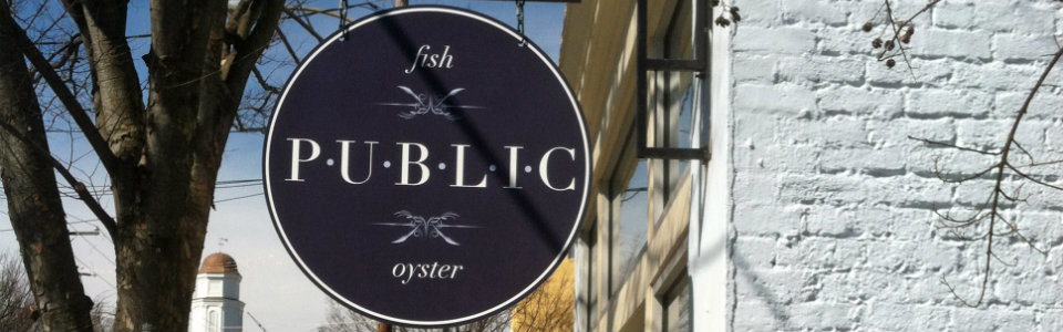 Public fish oyster charlottesville va 22903 for Public fish and oyster