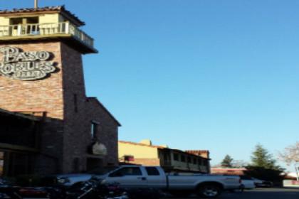 The Paos Robles Inn Tower