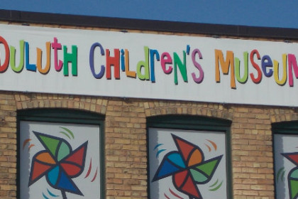 Duluth Children's Museum Building