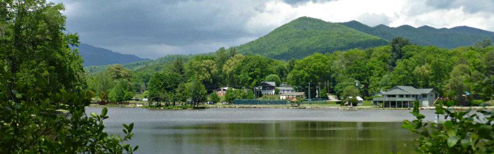 Lake Tomahawk Park Black Mountain Nc 28711