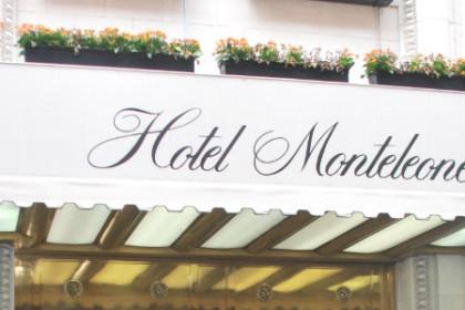 marquis of Hotel Monteleone