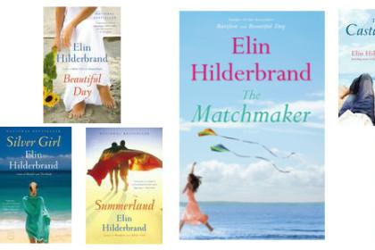Toast the Author! with Elin Hilderbrand