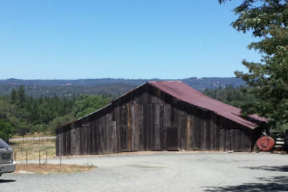 Shadow Ranch Barn & Fair Play Valley