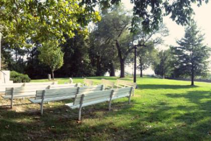 Rverview Park in Alton. IL