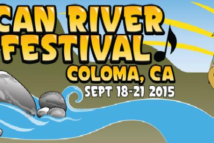 American River Music Festival - Lotus and Coloma CA - 2015