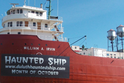 Haunted Ship Tours