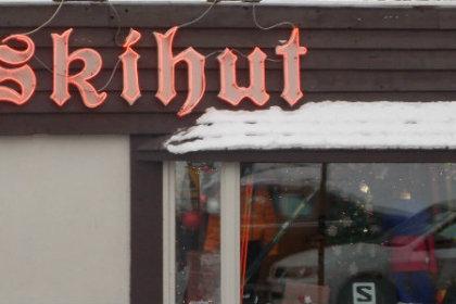 Duluth MN Ski Hut