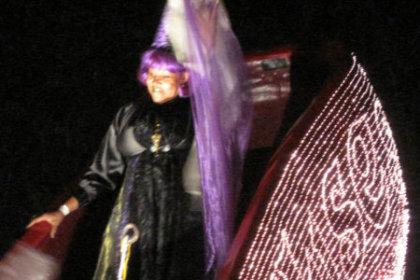 Krew of Muses Slipper Float