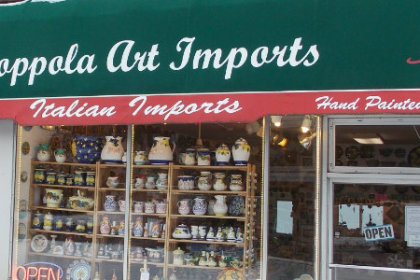 Coppolo Art Imports Store Duluth