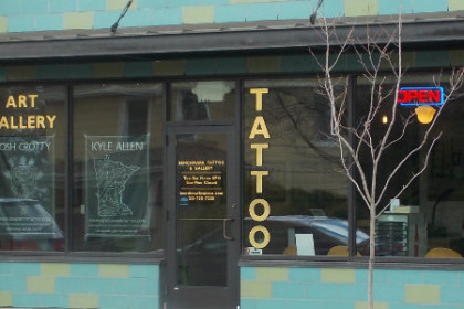 Benchmark Tattoo and Art Gallery