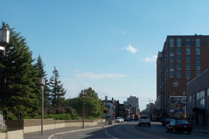 Downtown Duluth Minnesota