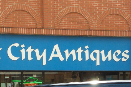 Port City Antiques