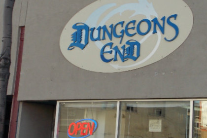 Dungeons End Duluth MN