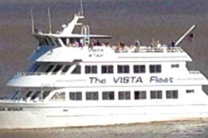 Duluth Vista Fleet boat