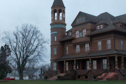 Fairlawn Mansion Superior WI