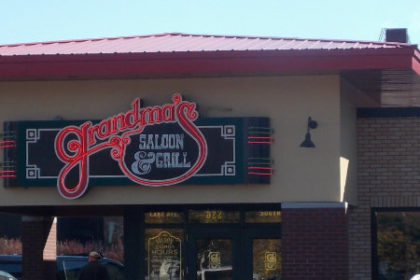 Grandma's Saloon and Grill Duluth MN