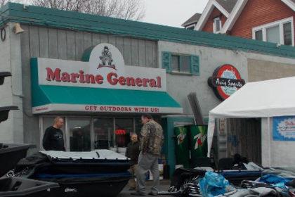 Duluth MN Marine General Store