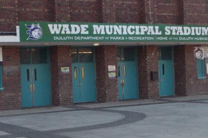 Wade Stadium in Duluth MN