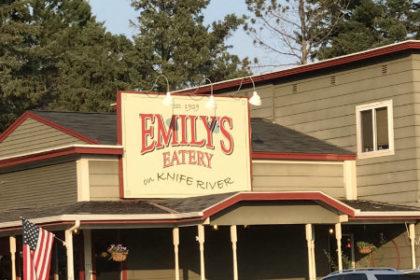 Emilys Eatery Knife River MN