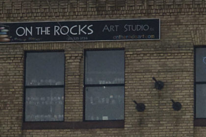 On the Rocks Art Studio Duluth