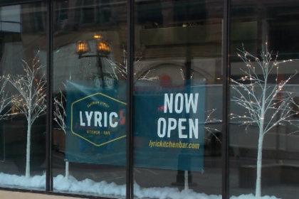 Lyric Kitchen + Bar Duluth MN